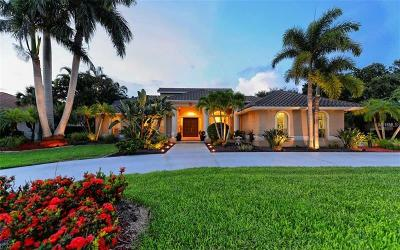 Single Family Home For Sale: 3799 Boca Pointe Drive