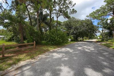 Sarasota Residential Lots & Land For Sale: 7024 Alderwood Drive