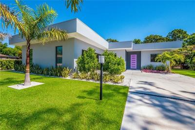 Lakewood Ranch, Lakewood Rch, Lakewood Rn, Longboat Key, Sarasota, University Park, University Pk, Longboat, Nokomis, North Venice, Osprey, Sara, Siesta Key, Venice Single Family Home For Sale: 2256 Waldemere Street