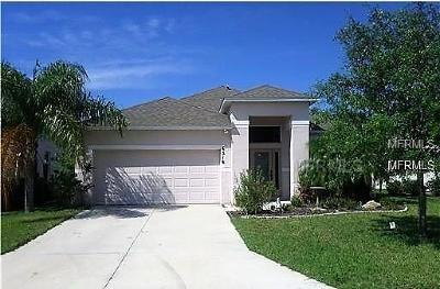 Ellenton Single Family Home For Sale: 6516 Rock Bridge Lane