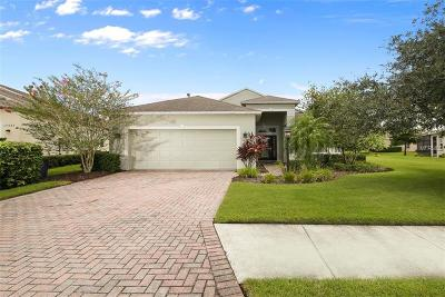 Lakewood Ranch Single Family Home For Sale: 15331 Blue Fish Circle