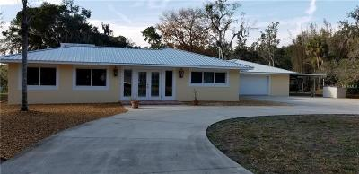 BRADENTON Single Family Home For Sale: 2112 Morgan Johnson Road E