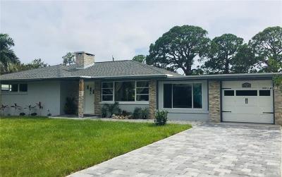 Sarasota Single Family Home For Sale: 6214 Brentwood Avenue