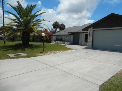 Single Family Home For Sale: 1724 Cheyenne Street