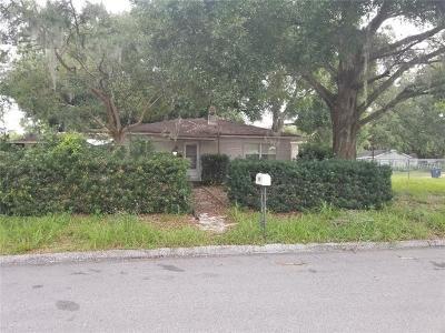 Tampa Single Family Home For Sale: 301 W Hamilton Avenue