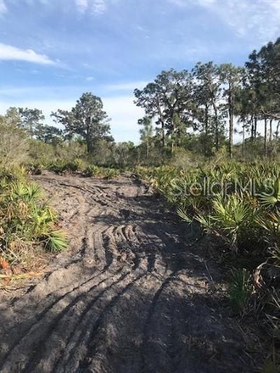 Myakka City Residential Lots & Land For Sale: 24006 83rd Avenue E
