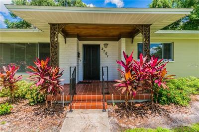 Single Family Home For Sale: 2701 W Louisiana Avenue