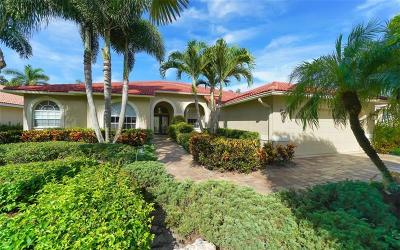 Sarasota Single Family Home For Sale: 4629 Sweetmeadow Circle