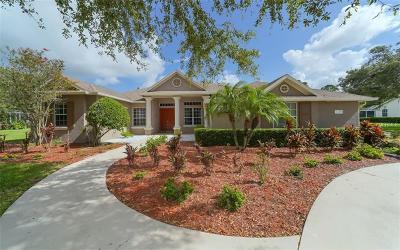 Bradenton Single Family Home For Sale: 22105 Deer Pointe Crossing