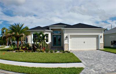 Bradenton Single Family Home For Sale: 5461 56th Court E
