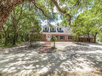 Sarasota Single Family Home For Sale: 2812 Sarasota Golf Club Boulevard