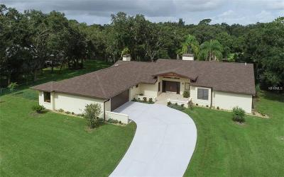 Sarasota Single Family Home For Sale: 6080 Ravenwood Drive