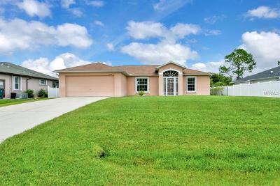 Single Family Home For Sale: 7378 Crock Avenue