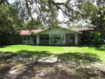 Myakka City Single Family Home For Sale: 36442 Singletary Road