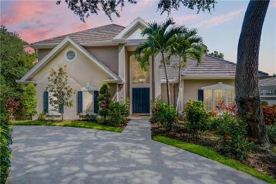 Osprey Single Family Home For Sale: 97 Sugar Mill Drive