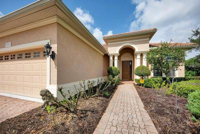Lakewood Ranch Single Family Home For Sale: 13931 Siena Loop