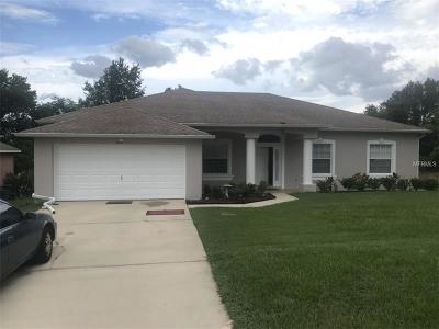 Deltona Single Family Home For Sale: 2445 Delbarton Avenue
