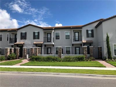 Haines City Townhouse For Sale: 135 Kenny Boulevard