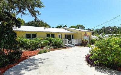 Sarasota Single Family Home For Sale: 1818 Buccaneer Drive