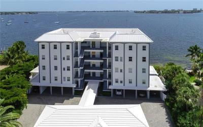 Sarasota, Bradenton Condo For Sale: 400 Golden Gate Point #11