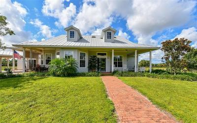 Venice FL Single Family Home For Sale: $769,500