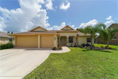 Bradenton Single Family Home For Sale: 311 141st Court NE
