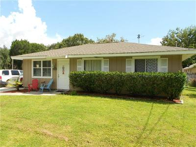 Sarasota Single Family Home For Sale: 2904 71st Avenue E