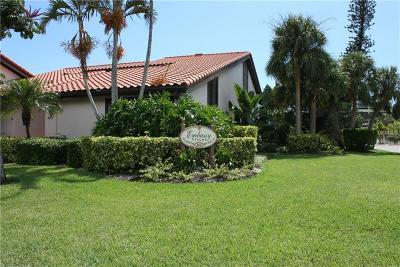Sarasota Townhouse For Sale: 800 S Blvd Of Presidents #20