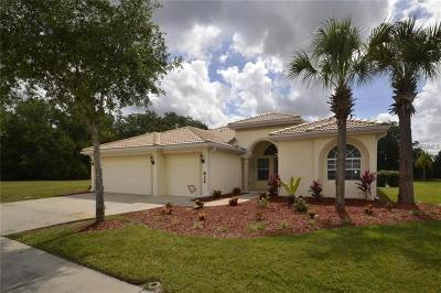 Bradenton FL Single Family Home For Sale: $368,000