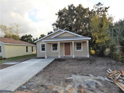 Palmetto Single Family Home For Sale: 519 25th Street E