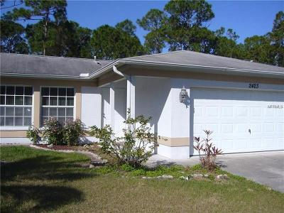 North Port Rental For Rent: 2423 Dongola Street