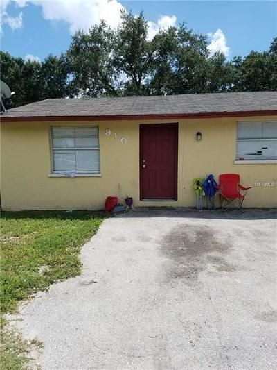 Bradenton FL Multi Family Home For Sale: $245,000