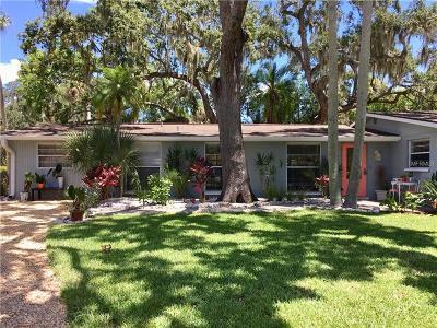 Sarasota FL Single Family Home For Sale: $324,000