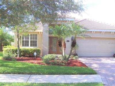 Bradenton Single Family Home For Sale: 127 River Enclave Court