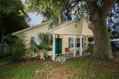Bradenton FL Single Family Home For Sale: $189,000