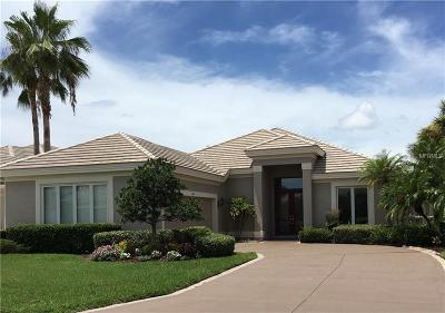Bradenton FL Single Family Home For Sale: $380,000