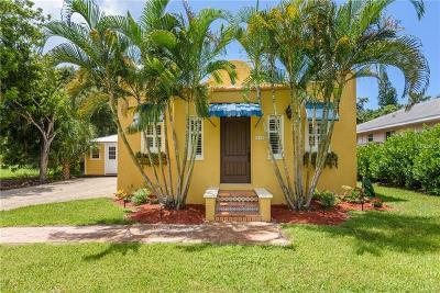 Nokomis Single Family Home For Sale: 213 Pavonia Road