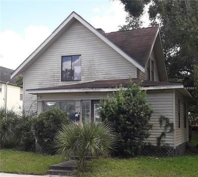 Bradenton FL Multi Family Home For Sale: $175,000
