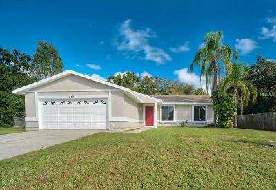 Sarasota Single Family Home For Sale: 3121 Lockwood Lake Circle