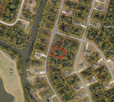North Port Residential Lots & Land For Sale: Johannesberg Road