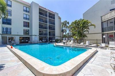 Sarasota Condo For Sale: 6157 Midnight Pass Road #E44