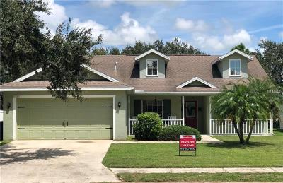 Parrish Single Family Home For Sale: 11765 Shirburn Circle