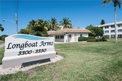 Longboat Key Condo For Sale: 3320 Gulf Of Mexico Drive #307-C