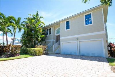 Longboat Key Single Family Home For Sale: 702 Norton Street