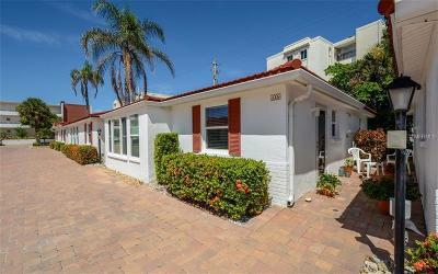 Villa For Sale: 6154 Midnight Pass Road #VILLA16A