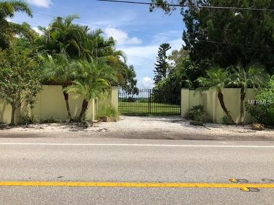 Residential Lots & Land For Sale: 8335 Midnight Pass Road