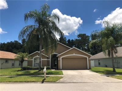 Wesley Chapel Single Family Home For Sale: 29442 Crossland Drive