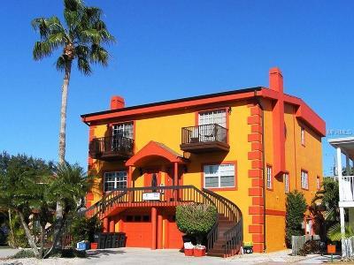 Sarasota Multi Family Home For Sale: 5239/5241 Calle Menorca