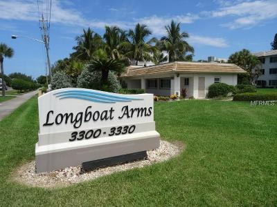 Longboat Key Condo For Sale: 3330 Gulf Of Mexico Drive #207 D