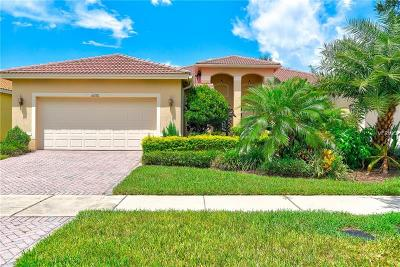 Wimauma Villa For Sale: 16270 Amethyst Key Drive